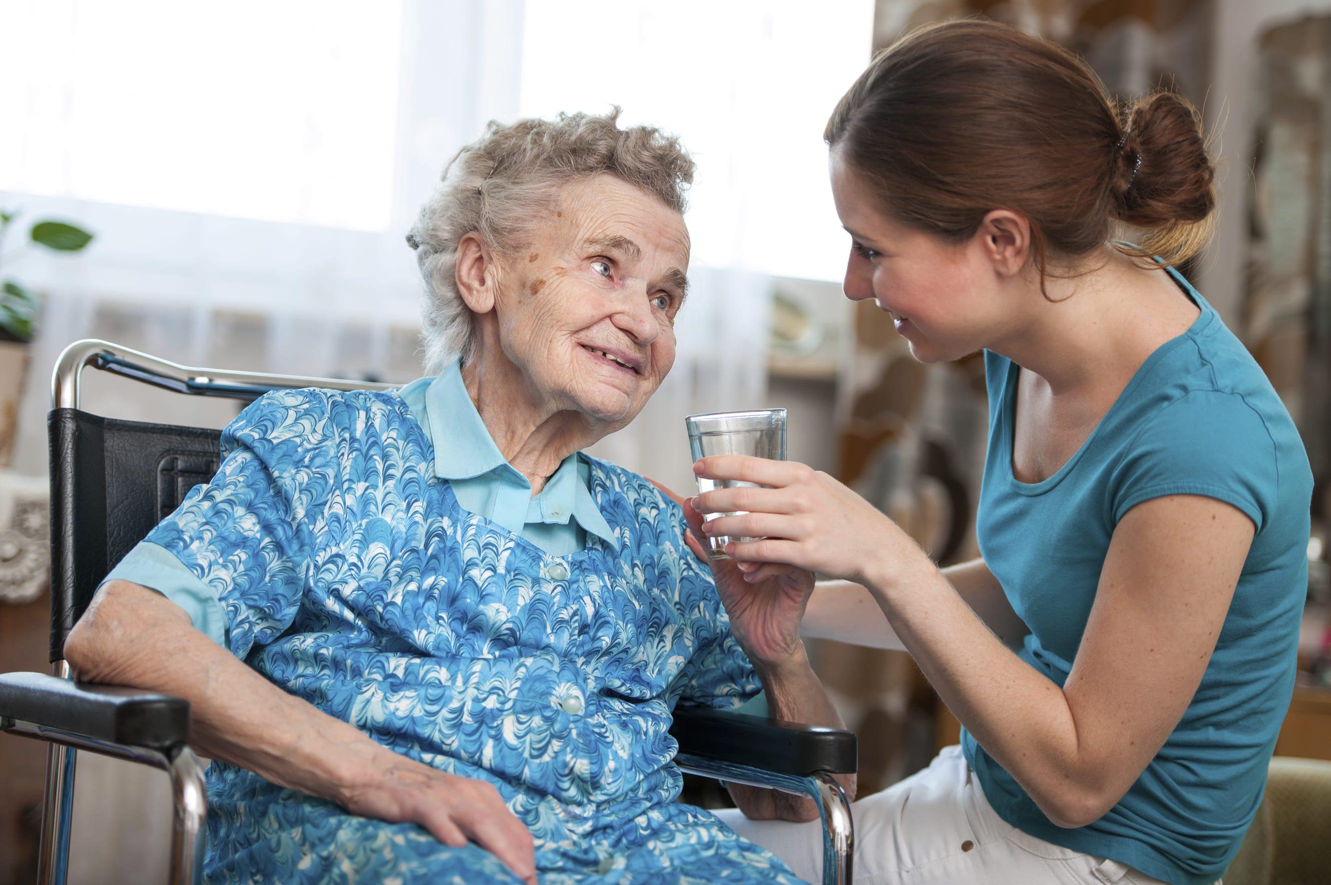 Betreuung der Senioren bei Lindemann
