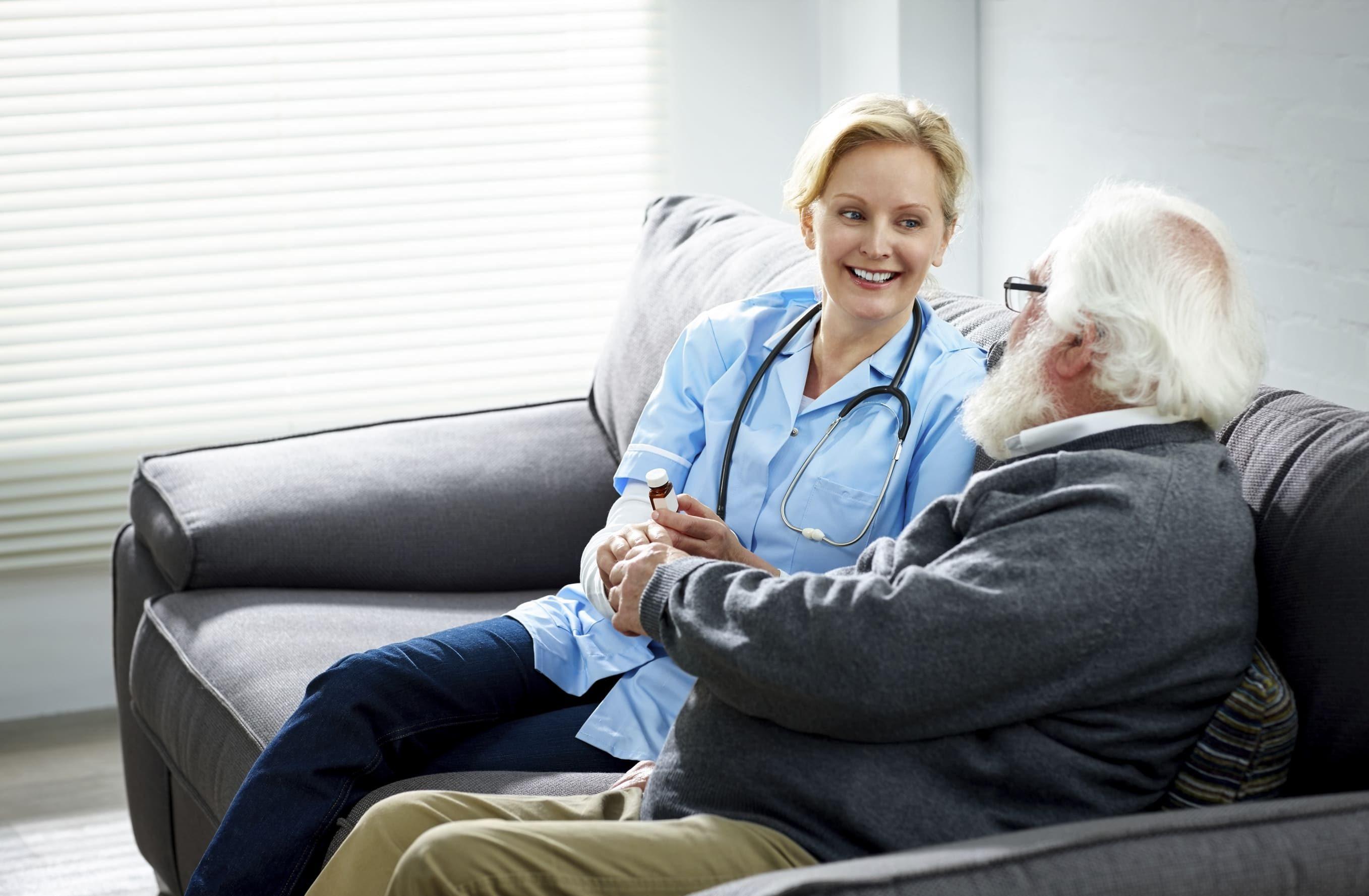 Zeit für Senioren